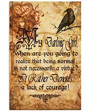 My Darling Girl Vertical Poster tile