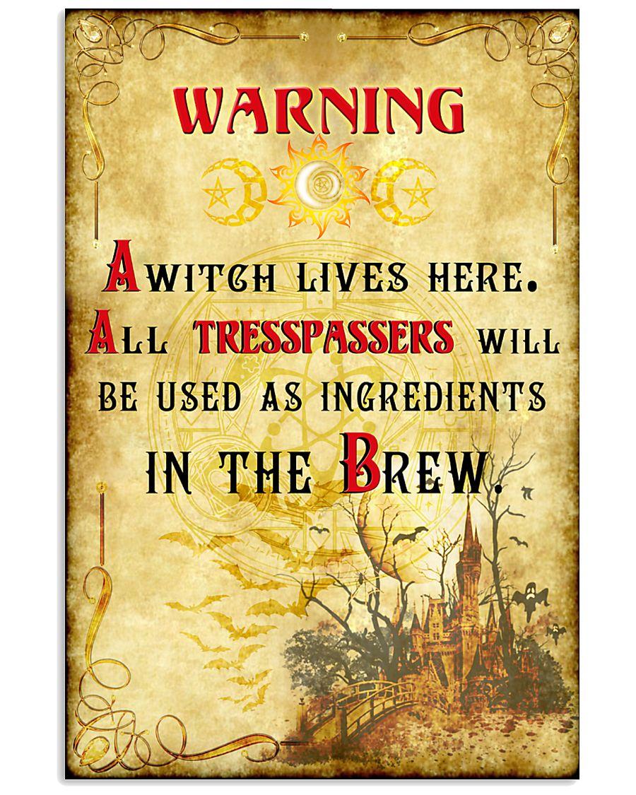 Magic 11x17 Poster