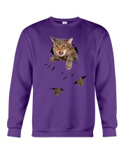 Love cat Crewneck Sweatshirt thumbnail