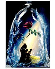 Beauty and the beast - True love 11x17 Poster front