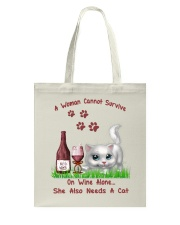 Love cats Tote Bag tile