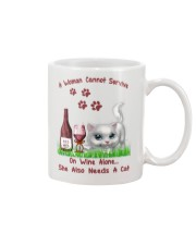 Love cats Mug front