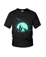 Cat Revolution Youth T-Shirt thumbnail