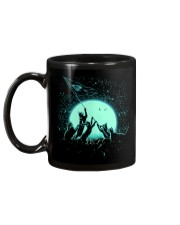 Cat Revolution Mug back