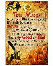 True Magic 24x36 Poster front