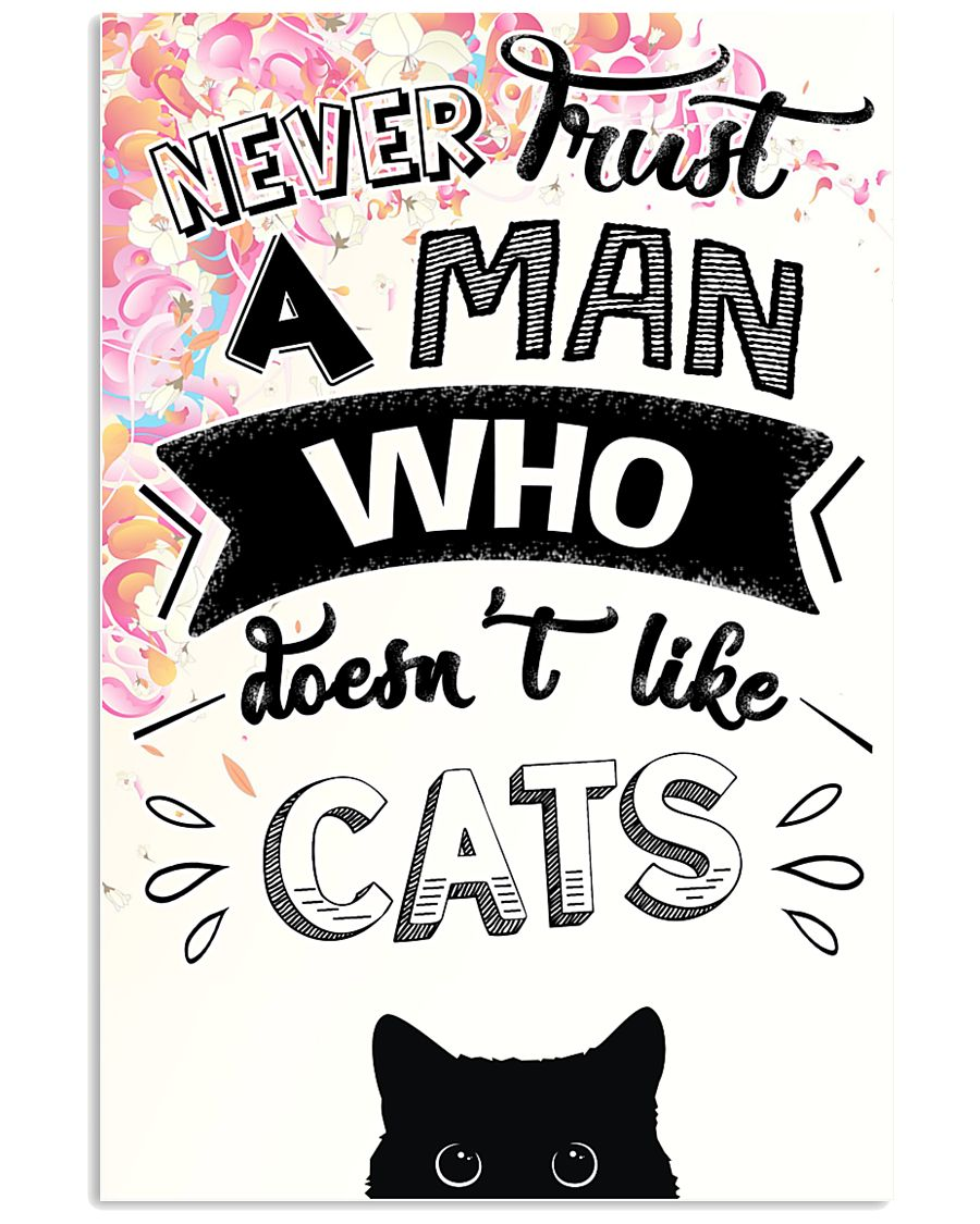 CATS 11x17 Poster
