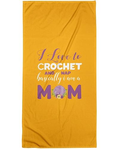 Crocheting T shirt for Crochet Lover by Crocheter