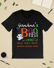 Grandma's bootiful crew mason Sophia William Mason Classic T-Shirt lifestyle-mens-crewneck-front-19