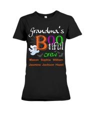 Grandma's bootiful crew mason Sophia William Mason Premium Fit Ladies Tee thumbnail