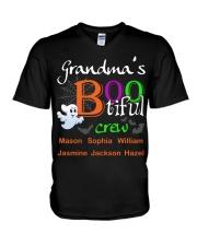 Grandma's bootiful crew mason Sophia William Mason V-Neck T-Shirt thumbnail