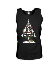 Christmas tree  Unisex Tank thumbnail