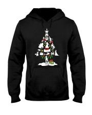 Christmas tree  Hooded Sweatshirt thumbnail