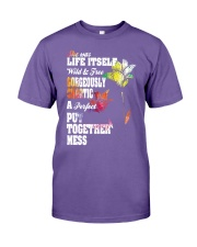 She was life itself wild and gorgeously Premium Fit Mens Tee thumbnail