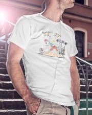 Iyengar yoga Classic T-Shirt lifestyle-mens-crewneck-front-5