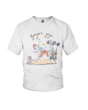 Iyengar yoga Youth T-Shirt thumbnail