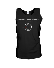 everyone is a photographer until Unisex Tank thumbnail