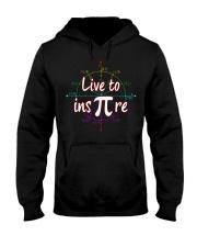 live to ins pi Hooded Sweatshirt thumbnail