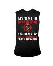 Firefighting my time in bunker gear is over Sleeveless Tee thumbnail
