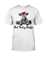 Cow not today heifer Classic T-Shirt thumbnail