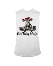 Cow not today heifer Sleeveless Tee thumbnail