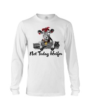 Cow not today heifer Long Sleeve Tee thumbnail