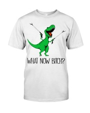 Dragon what now bitch  Premium Fit Mens Tee thumbnail