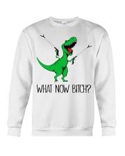 Dragon what now bitch  Crewneck Sweatshirt thumbnail