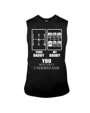 Your daddy my daddy you wouldn't understand  Sleeveless Tee thumbnail