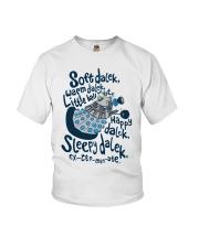 Soft dalek warm dalek little ball of hate happy Youth T-Shirt thumbnail