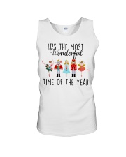 It's the most wonderful time of the year  Unisex Tank thumbnail