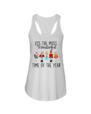 It's the most wonderful time of the year  Ladies Flowy Tank thumbnail