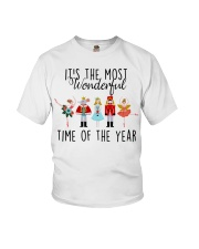 It's the most wonderful time of the year  Youth T-Shirt thumbnail