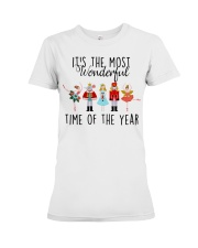 It's the most wonderful time of the year  Premium Fit Ladies Tee thumbnail