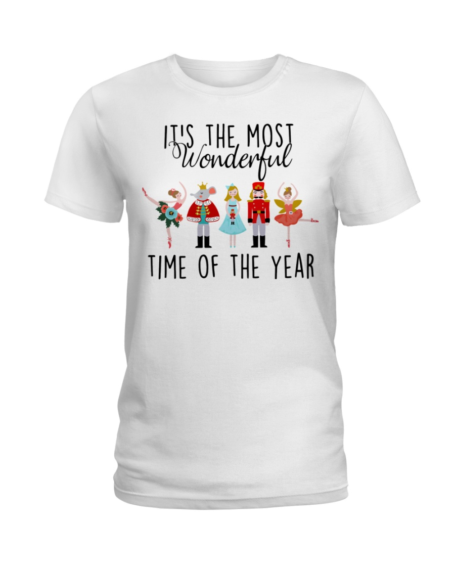 It's the most wonderful time of the year  Ladies T-Shirt
