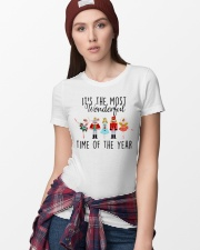 It's the most wonderful time of the year  Ladies T-Shirt lifestyle-women-crewneck-front-9