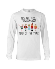 It's the most wonderful time of the year  Long Sleeve Tee thumbnail