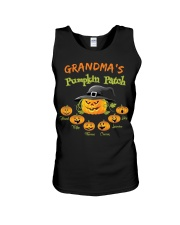 Grandma's pumpkin patch Hazel Mike Thomas shirt Unisex Tank thumbnail