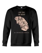 Live tiny die never time apocalypse champion Crewneck Sweatshirt thumbnail