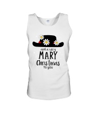 And a very mary Christmas to you  Unisex Tank thumbnail