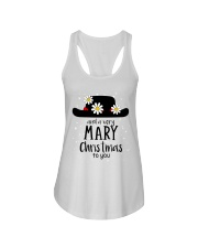 And a very mary Christmas to you  Ladies Flowy Tank thumbnail
