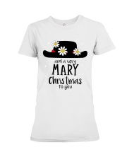 And a very mary Christmas to you  Premium Fit Ladies Tee thumbnail