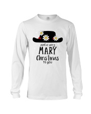 And a very mary Christmas to you  Long Sleeve Tee thumbnail