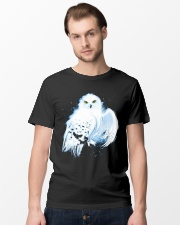 Mail by owl Classic T-Shirt lifestyle-mens-crewneck-front-15