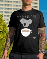 Koala Tea puns shirt hoodie tank top Premium Fit Mens Tee lifestyle-mens-crewneck-front-8