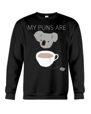 Koala Tea puns shirt hoodie tank top Crewneck Sweatshirt tile