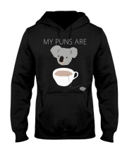 Koala Tea puns shirt hoodie tank top Hooded Sweatshirt thumbnail