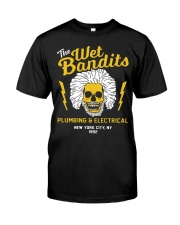 The wet bandits plumbing and electrical new york Classic T-Shirt thumbnail