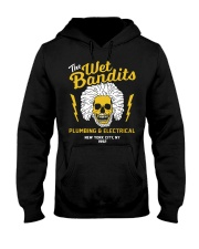 The wet bandits plumbing and electrical new york Hooded Sweatshirt thumbnail