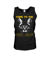 Come to the cat side shirt Unisex Tank thumbnail