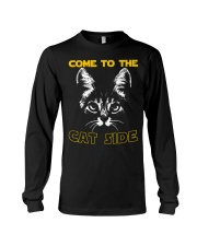 Come to the cat side shirt Long Sleeve Tee thumbnail